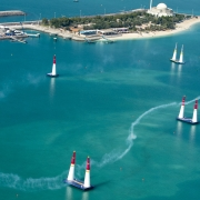 Abu Dhabi Hosts Red Bull Air Race World Championship Opener