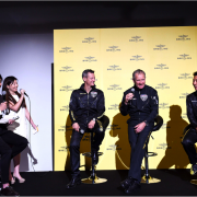 Breitling Racing Team Pilots Will Go 'All Out' to Win the First Red Bull Air Race in Japan