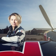 Female pilot to make history as she joins the Challenger Cup for 2016