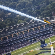 Qualification Day Ascot Air Race [VIDEO]