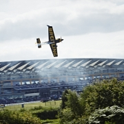 Breitling Racing Team Pilots Modify Aircraft to be Ultra Competitive At Ascot