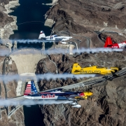 Pilots take in Nevada's biggest sites