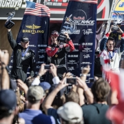 Nigel Lamb Leads the Red Bull Air Race World Championship