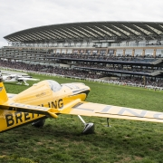 Nigel Lamb races at Ascot this weekend