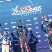 Aussie Pilot Matt Hall gets first Red Bull Air Race win, upsetting Bonhomme in dramatic final