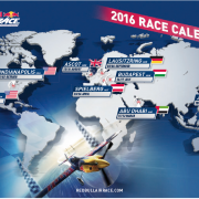 New Calendar for 2016 Championship